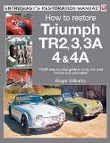 How To Restore Triumph TR2/3/3A/4/4A