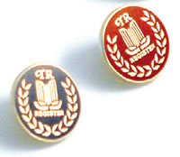 TR Register Lapel Badge