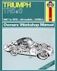 TR5 & TR6 Workshop Manual